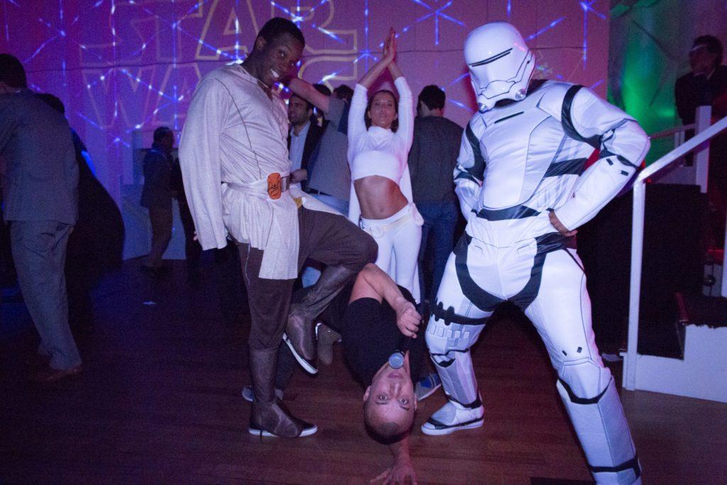 Soirée Star Wars pour la société Klee